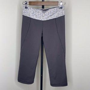 Lululemon Capri Leggings Size 4